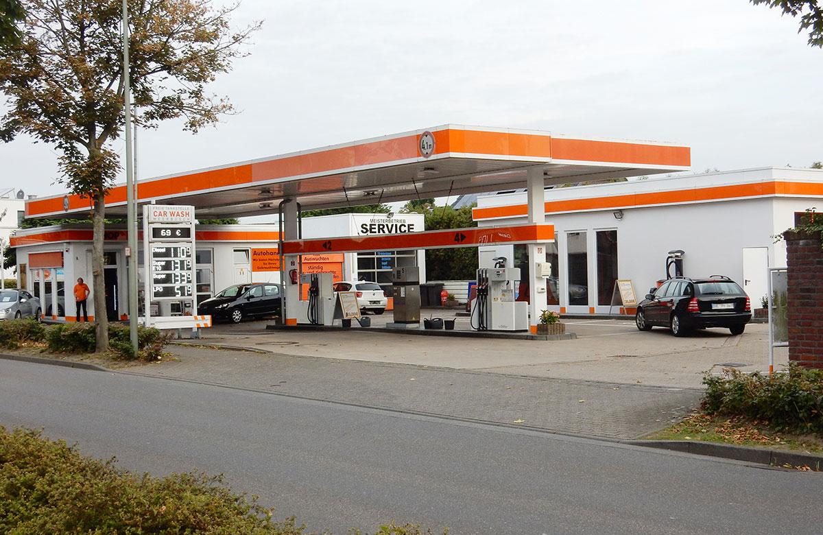 Freie Tankstelle Meerbusch